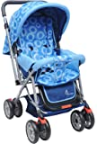 R for Rabbit Lollipop Lite - The Colourful Baby Stroller and Pram (Blue)