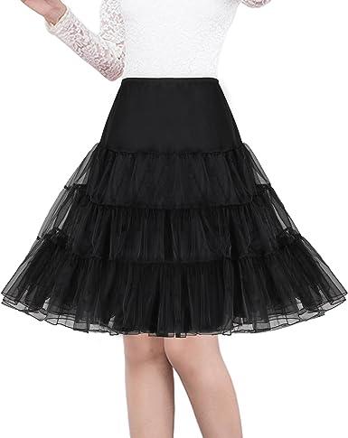 Ball Gown WEDDING DRESS Ladies STIFF FULL underskirt 1950/'s Rock N Roll Style