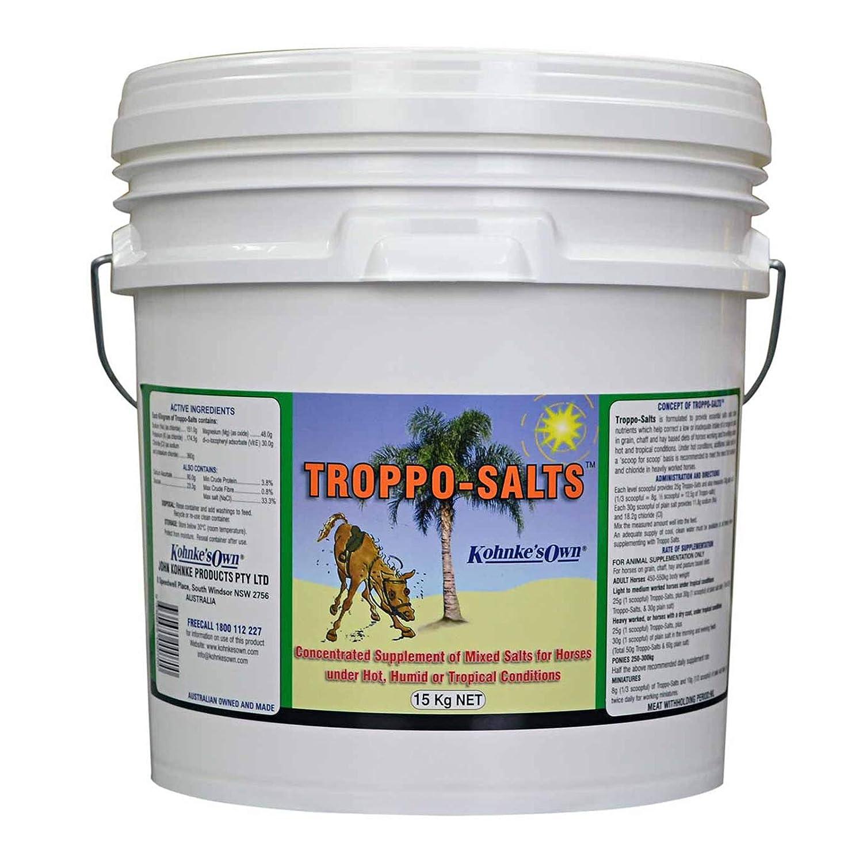 KOHNKE TROPPO Salts 15KG (WKTS15)
