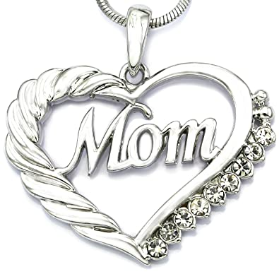 bling avery day mother mothers necklace james northpark pendant posts center s