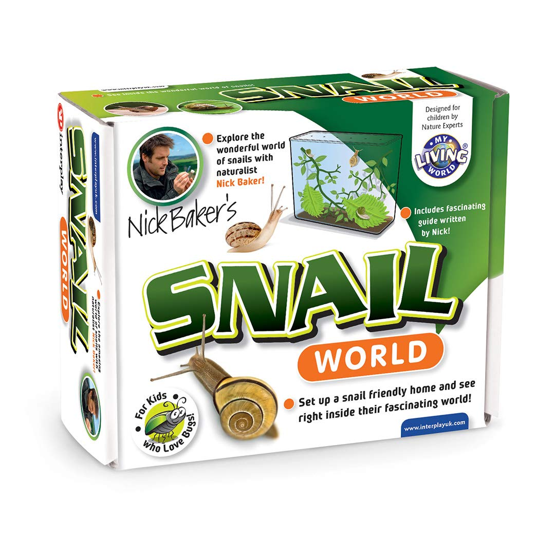 Nick Baker's Snail World