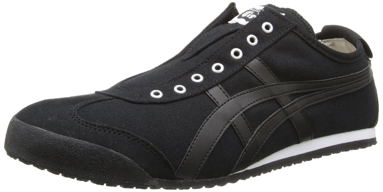 Onitsuka Tiger Mexico 66 Slip-On Classic Running Sneaker B00L8IXGO0 8.5 M US|Black/Black