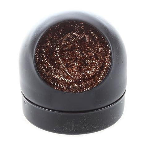 TOOGOO(R) Limpiador de boquilla de hierro de limpieza de punta de soldador con