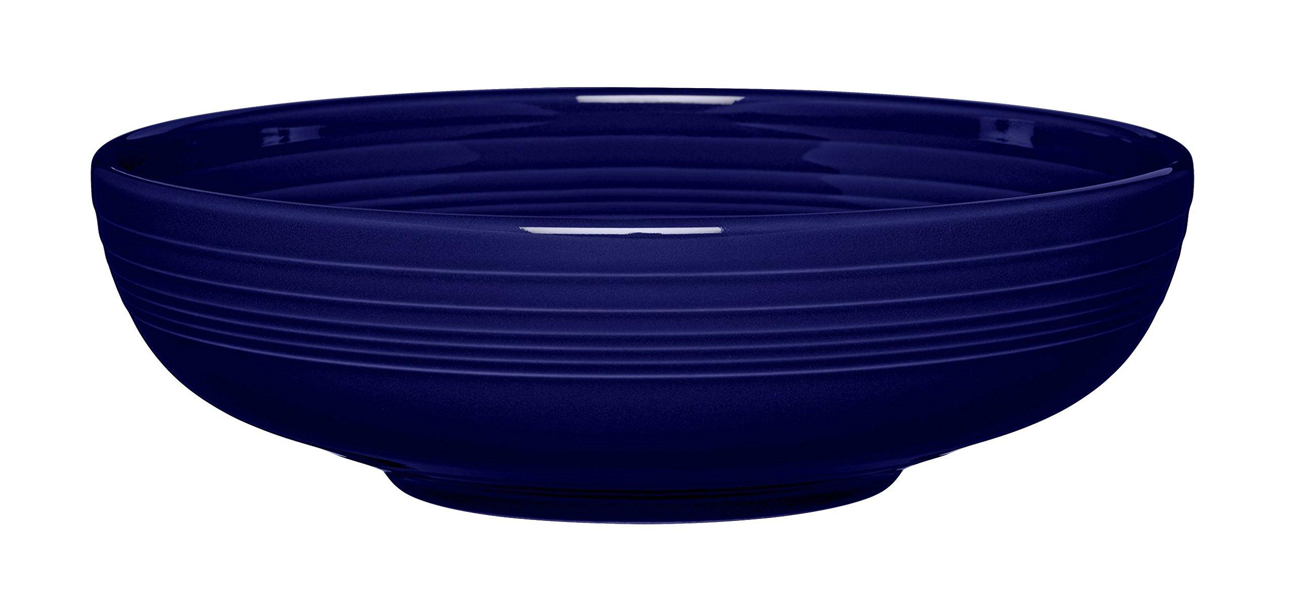 Fiesta Bistro Serving Bowl, 96 oz, Cobalt