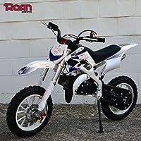 Mini cross 49cc Roan 27 (Blanco)