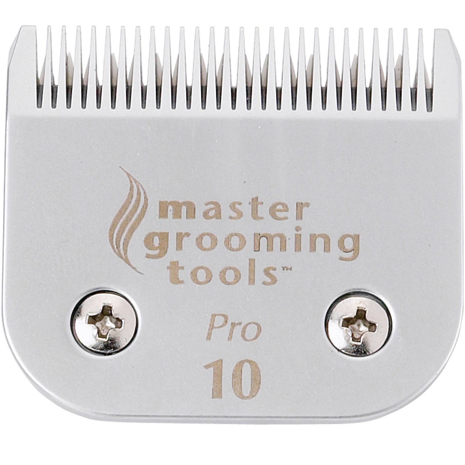 10 Blade Master Grooming Tools Ceramic Blades — Heat-Resistant Detachable Blades for A5-Style Dog-Grooming Clippers, 10