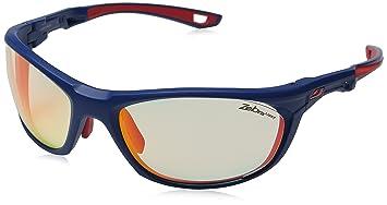 76dddd3df8c15a Julbo Race 2.0 Lunettes de Soleil Homme, Bleu Rouge  Amazon.fr ...