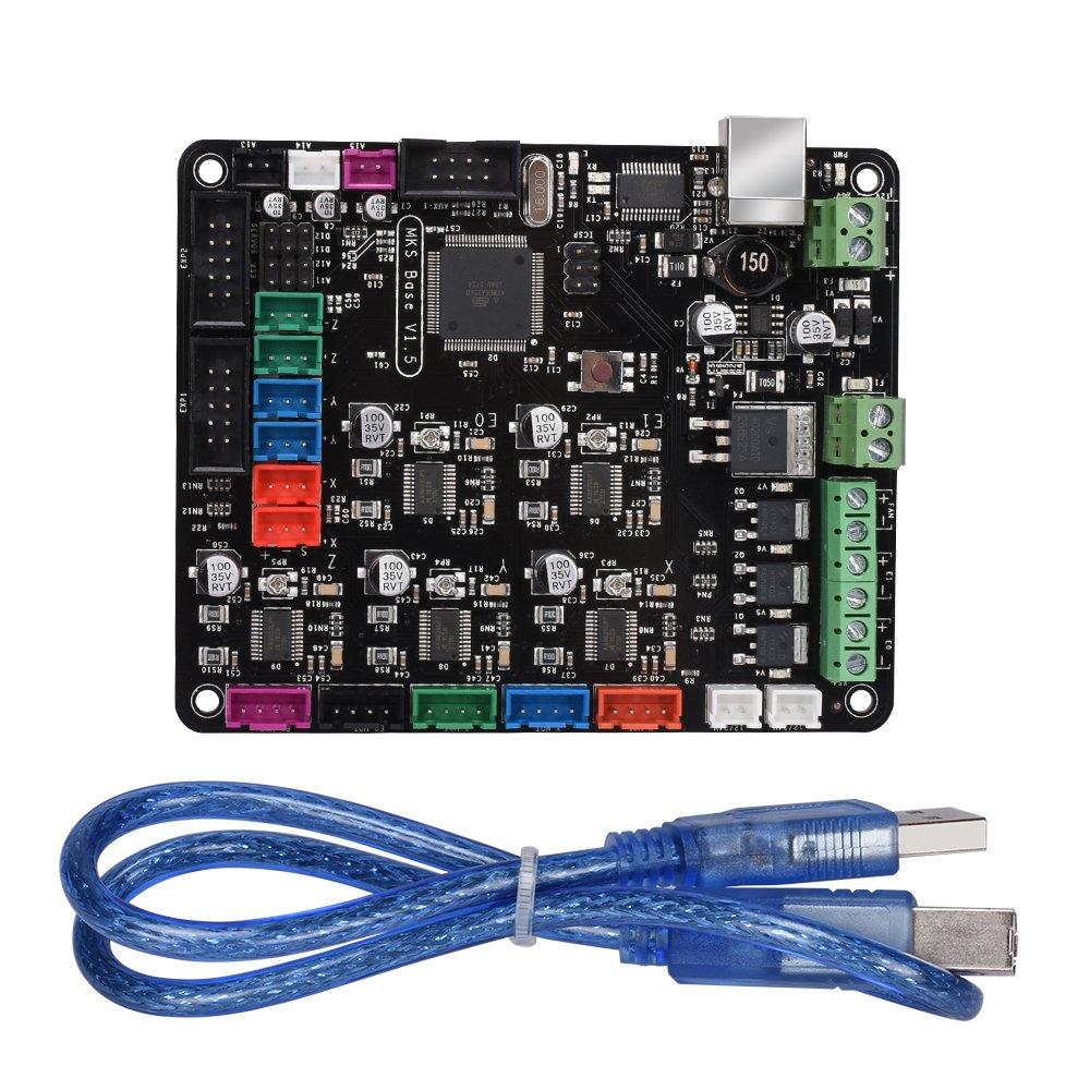 BIQU MKS-Base V1.6 Plate Controller Board for 3D Printer Ramps 1.4 8541730838