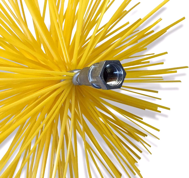 KIBROS 4KIT3SR - Kit de remonaje con erizo (nailon, diámetro de ...