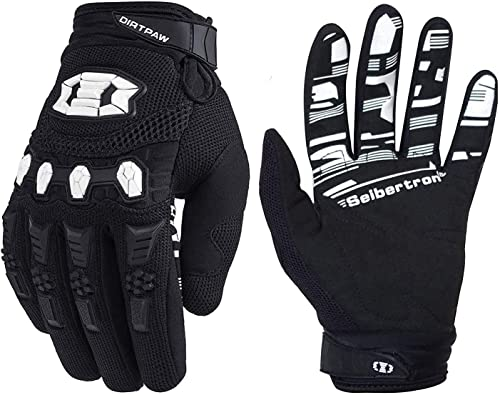 Seibertron Dirtpaw Unisex Touch Recognition Full Finger Glove