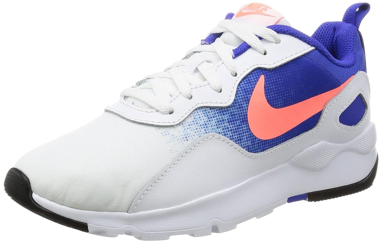 Nike 882267, Zapatillas Para Mujer 41 EU|Varios Colores (Bco / Coral / Azul)