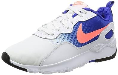 sports shoes 09ff6 8774e Nike Wmns Ld Runner, Chaussures de Tennis Femme, Blanc Cassé (White lava
