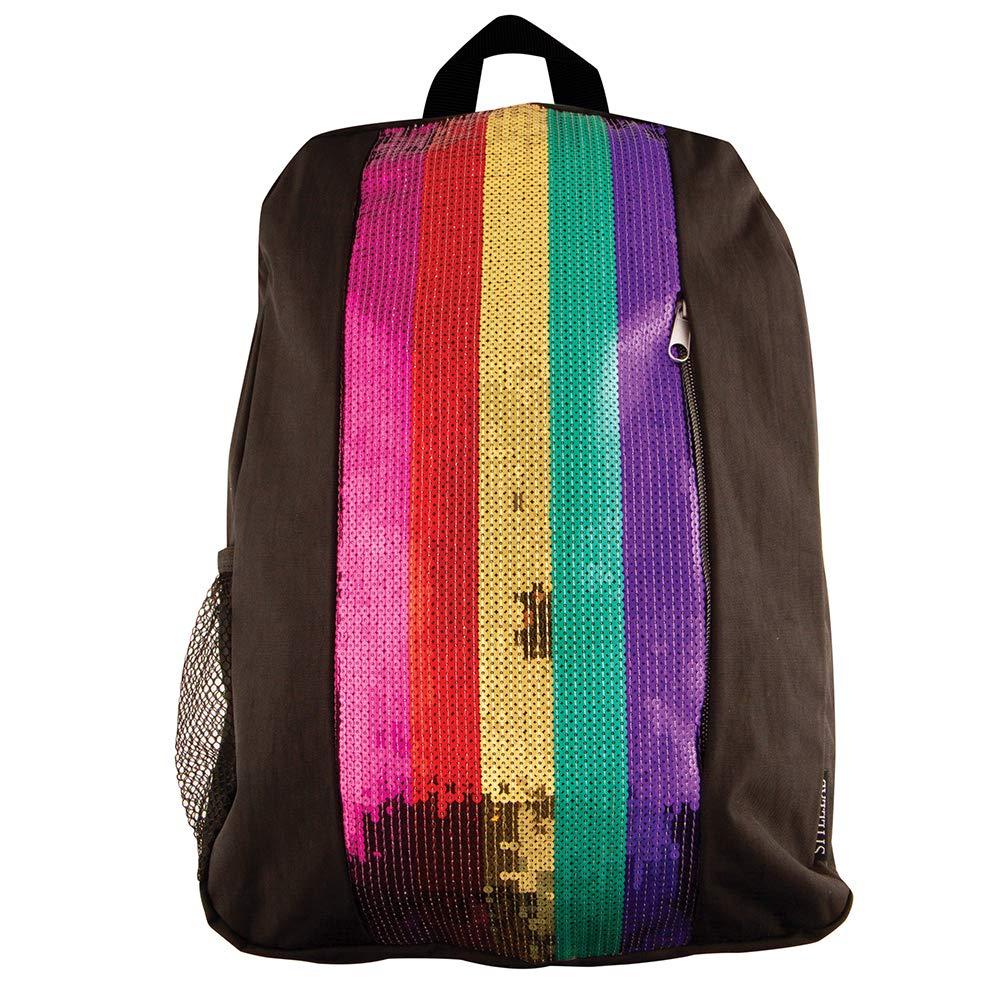 Fashion Angels Girls, Rainbow Sequin Stripe