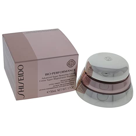 shiseido bio performance advanced super revitalizer for unisex, 1.7 ounce TENA Cleansing Cream, 8.5 oz Tube-1 Each
