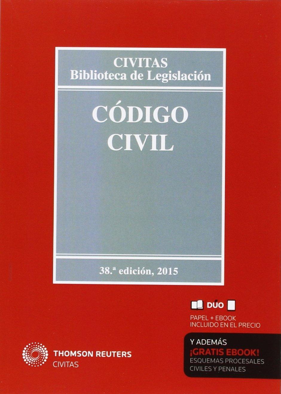 Código Civil (Biblioteca de Legislación): Amazon.es: Pajares Giménez, José Antonio: Libros