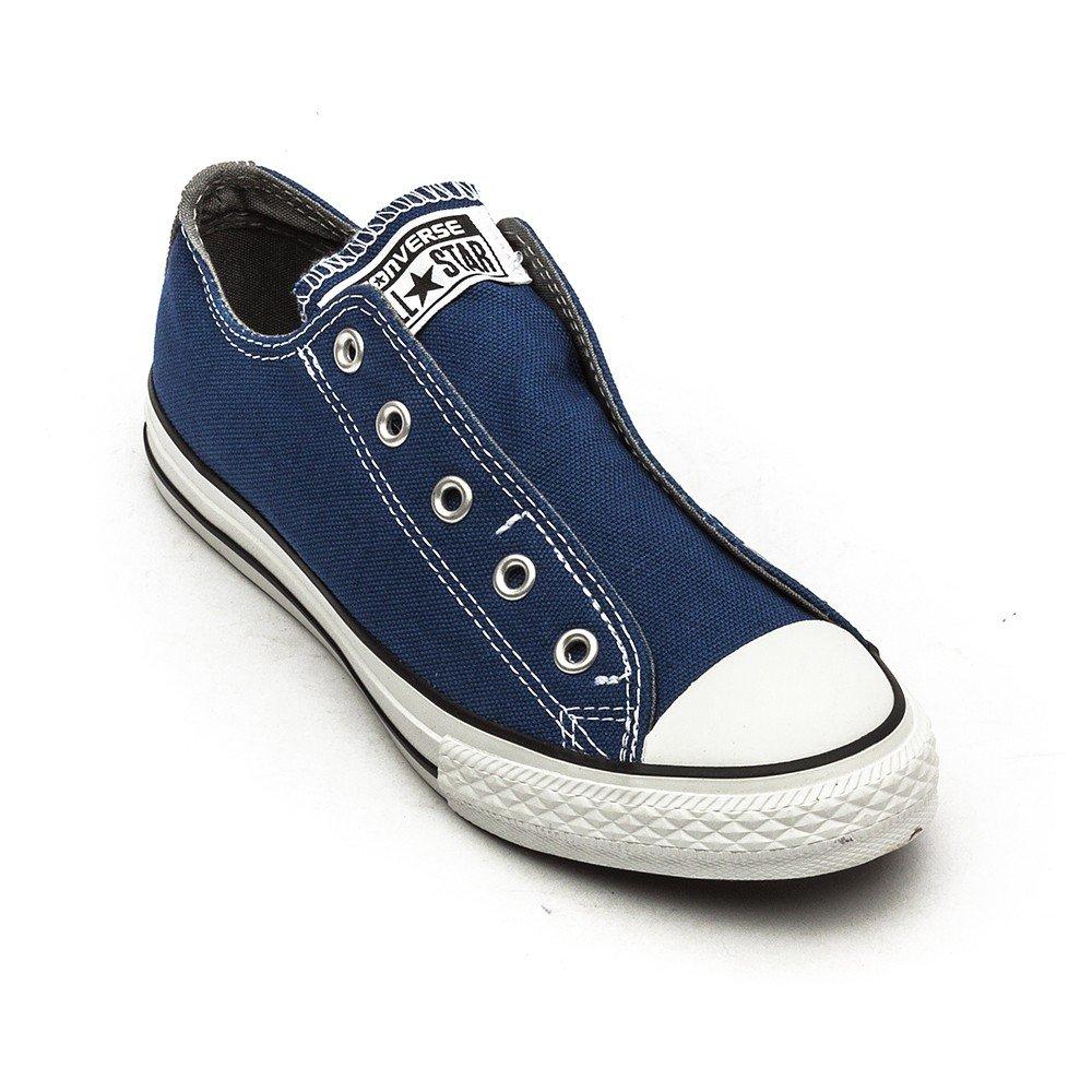 7c644c74 Converse Mandriles niños 647745C All Star Slip Azul de Medianoche Horas  Mason: Amazon.es: Zapatos y complementos