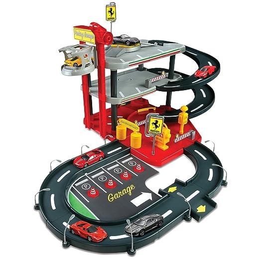 87 opinioni per Bburago 15631204- Parcheggio Ferrari incl 2 auto 1:43