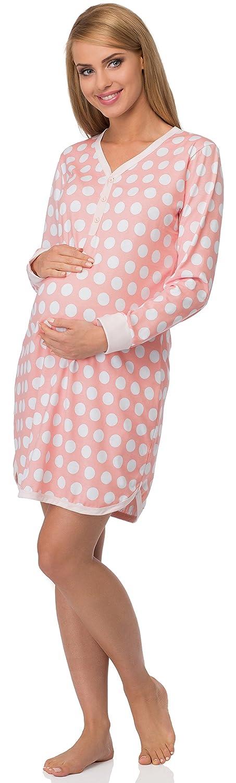 Cornette Camisón Camisones Pijamas Vestido de dormir Lactancia Premamá 654/03: Amazon.es: Ropa y accesorios