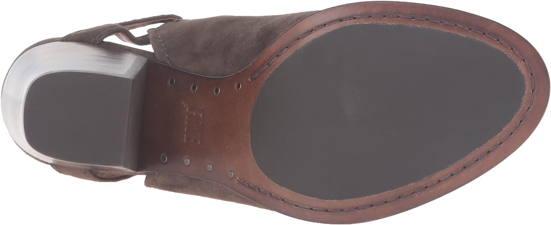 FRYE Womens Dani Shield Sling Platform Sandal
