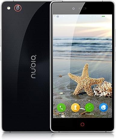 Nubia Z9 MAX DE 5.5 Pulgadas, 4 G LTE de Smartphone sin Contrato Dual SIM Octa