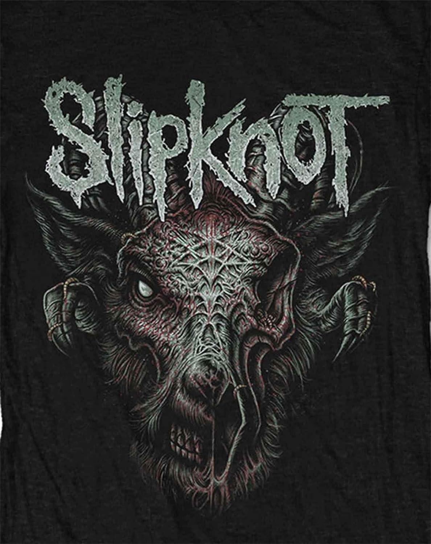 Slipknot T-shirt Infected Goat Women/'s Black