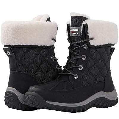GLOBALWIN Women's Explorer Winter Snow Boots | Snow Boots