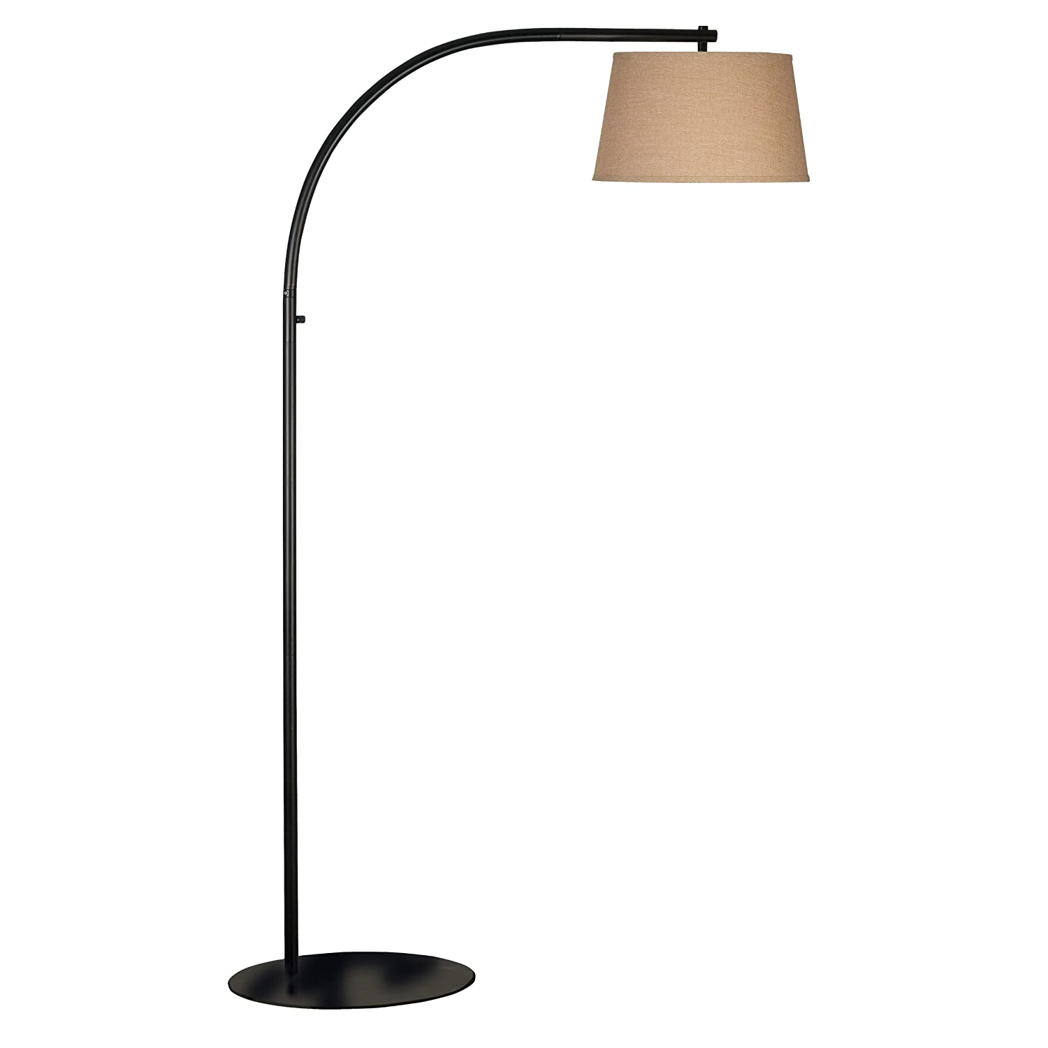 Kenroy home 20953orb sweep floor lamp oil rubbed bronze close to kenroy home 20953orb sweep floor lamp oil rubbed bronze close to ceiling light fixtures amazon aloadofball Image collections