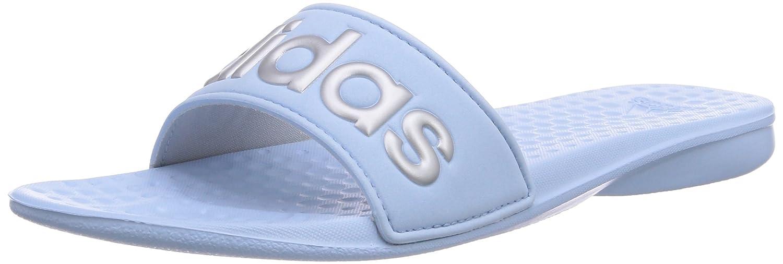new styles bcd85 0035c adidas Performance Carodas, Damen Dusch-  Badeschuhe, Blau (Clear  SkySilver Met.Clear Sky), Gr. EU 43 (9 Damen UK) Amazon.de Schuhe   Handtaschen
