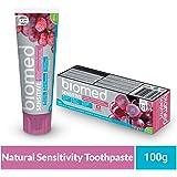 BIOMED SENSITIVE Natural Toothpaste for Sensitivity reduction and Enamel Strengthening 100g