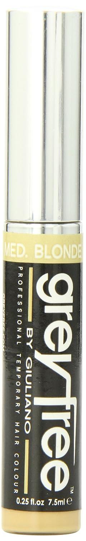 Colorme Mascara pour cheveux Blond moyen 8ml Greyfree 2409001
