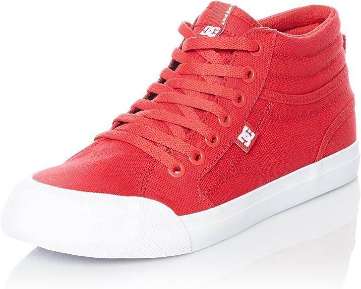 DC Shoes Evan Hi TX Chaussures Montantes Garçon Enfant