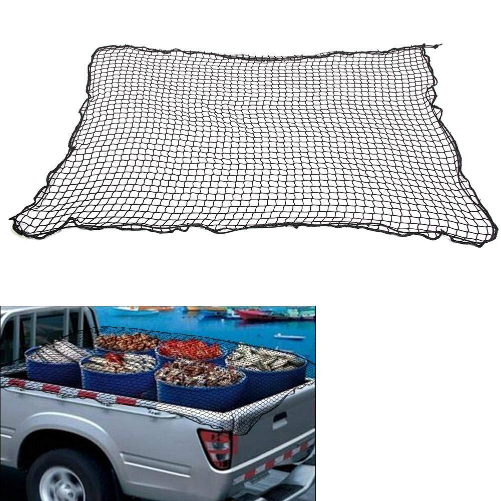 Fydun 1.8M Rete del carico 2.8M Rete di stoccaggio del tetto dellautomobile Pick-up del bagagliaio del bagagliaio del carico dei carichi pesanti rete metallica