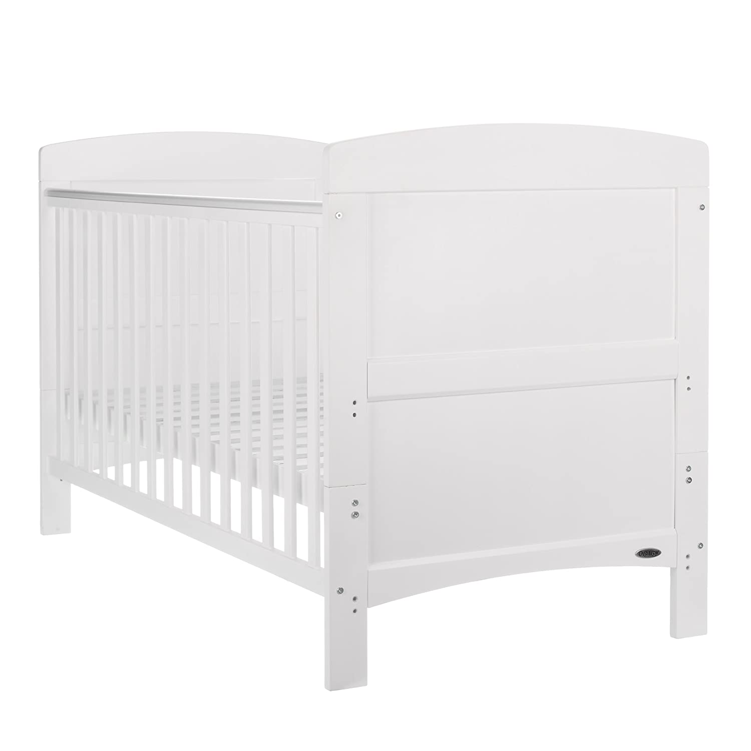Obaby Grace Cot Bed - Walnut 21OB2105