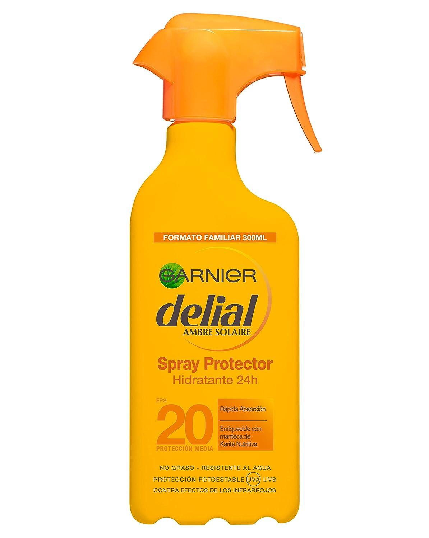 Garnier Delial Spray Protezione Solare SPF 20 - 300 ml 3600540503763
