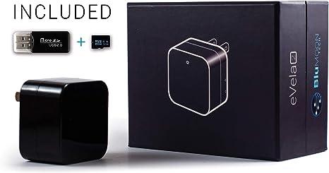 Amazon.com: Cámara espía inalámbrica oculta USB cámara de ...