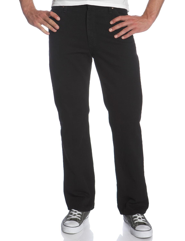 LEE PANTS メンズ B0008EOER8 31W x 32L|Double Black Double Black 31W x 32L