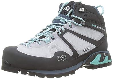 707565f6c1b MILLET Women's Super Trident GTX W High Rise Hiking Shoes: Amazon.co ...