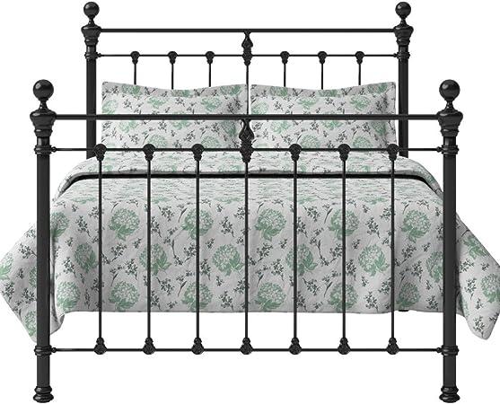 The Original Bed Co Lit Fer Forge Hamilton Solo Cadre De