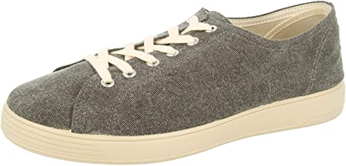 Modern Washed Canvas Leisure Shoes