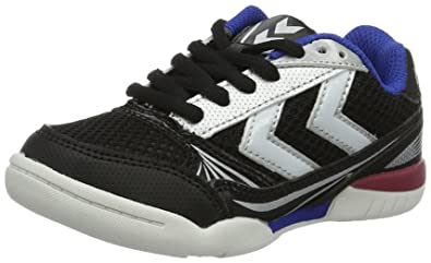 2edb3abe Hummel Unisex Kids' Root Jr Trophy Fitness Shoes: Amazon.co.uk ...