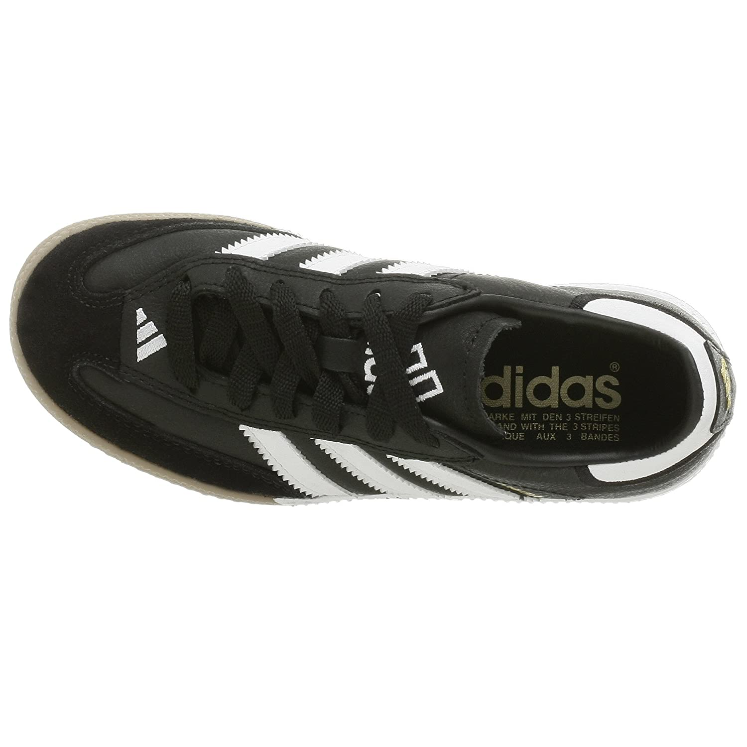 Little Kid//Big Kid adidas Performance Samba M K Indoor Soccer Shoe