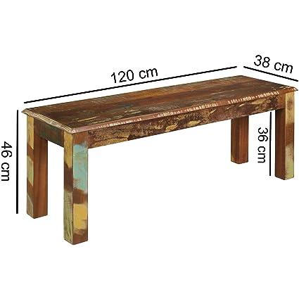 Outstanding Seat Kakutta 120 X 45 X 38 Cm Mango Solid Wood Dining Bench Spiritservingveterans Wood Chair Design Ideas Spiritservingveteransorg