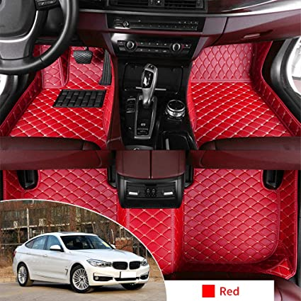 BMW 3 Series F34 Gran Turismo 2013-present Custom Tailored Fit Car Mats
