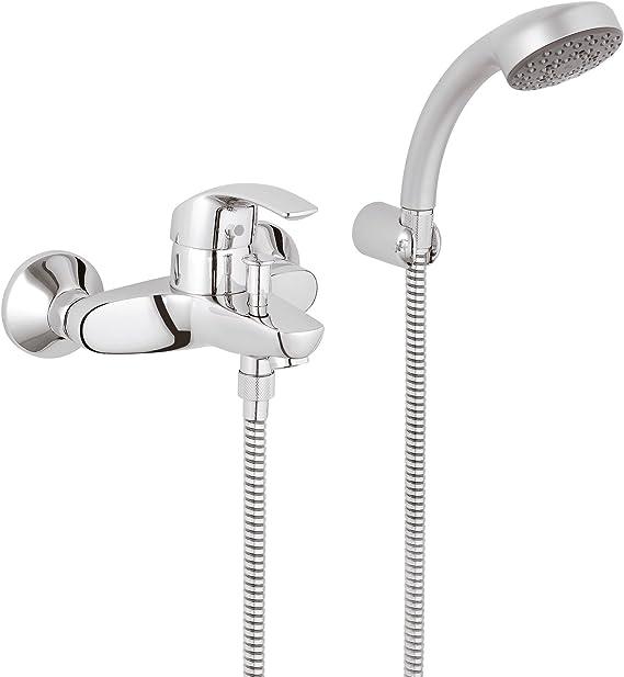 Grohe Eurosmart - grifo de baño visto + conjunto de ducha Ref ...