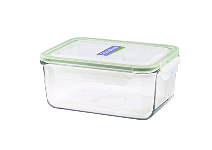 Amazoncom Glasslock Food Storage Container 8 Cup rect Food