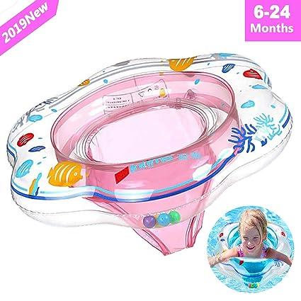 Amazon.com: GreaSmart - Flotador para bebé con airbag doble ...