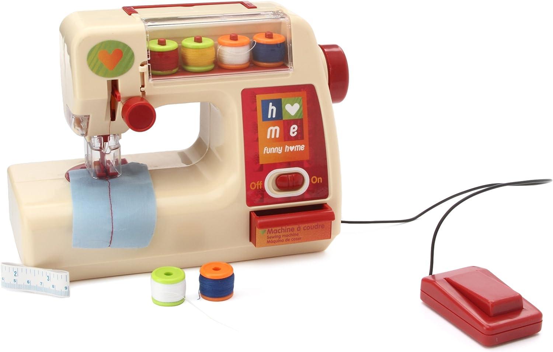 Logitoys 06549TBNFH - Máquina de Coser para niños con Accesorios ...