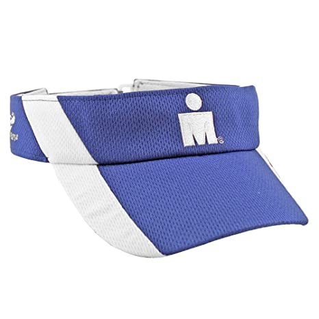 3a863e75bd00d8 Headsweats Performance Ironman Triathlon MDot Ultralite Running Visor,  Royal/White: Amazon.in: Sports, Fitness & Outdoors
