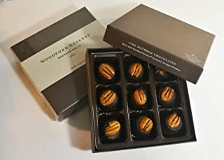 product image for Woodford Reserve Premium Bourbon Ball Gift Box, 9 candies per box, delicious and perfect for holiday gifts