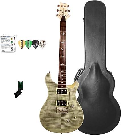 Guitarra Paul Reed Smith PRS exclusivo edición limitada se Custom ...